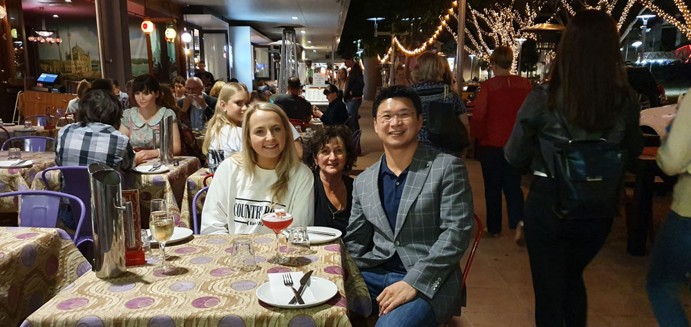 Krystal, Wendy & Chek | ANZGOSA ANZMOSS 2019 | Bariatric Surgery Melbourne